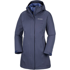 Columbia Salcantay Long Interchange Jacket Damen nocturnal